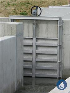 PENSTOCK - Nhiệm vụ trong công trình xử lý nước.